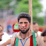 PTI Supporter in Jhelum Jalsa Pic 2