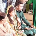 cricketer-muhammad-aamir-with-his-bride-dulhan