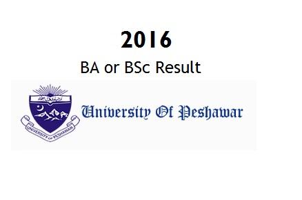 peshawar-university-ba-bsc-result-2016