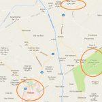 bhai-pheru-phool-nagar-tehsil-pattoki-district-kasur-location-map