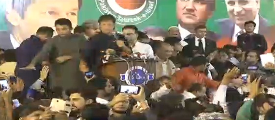 imran-khan-address-to-pti-workers-convention-in-faisalabad-20-10-2016