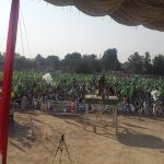 Nawaz Sharif Jalsa in Kohat KPK Today 28-10-2016