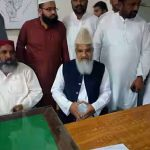 PP 78 Jhang - Muhammad Ahmad Ludhianvi Submitted Nomination Papers