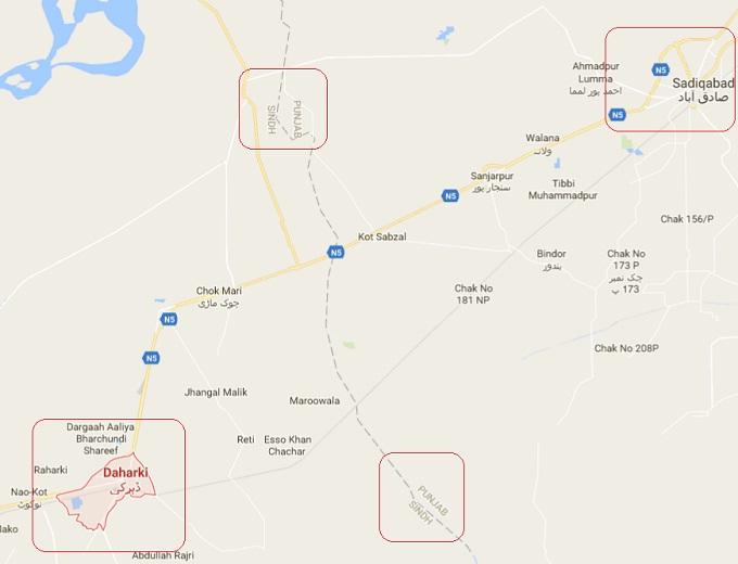 Bilawal Bhutto Zardari Jalsa Daharki (Sindh-Punjab Border)