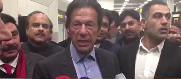 Imran Khan in Manchestor UK and London with Shaikh Rasheed