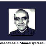 Moeenuddin Ahmad Qureshi