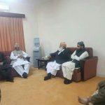 MPA Jhang Masroor Jhangvi Join JUI-F