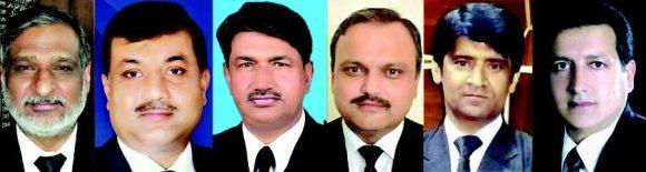 Multan, Bahawalpur High Court bar Association Election 2017
