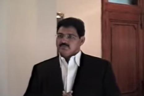 Ch Muhammad Farooq Ex law Minister Punjab - PP 114 Sarai Alamgir Gujrat