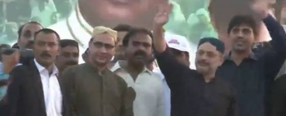 Sherjeel Inam Memon Jalsa in Hyderabad