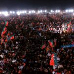 PTI Jalsa Sialkot Picture today 7 May 2017