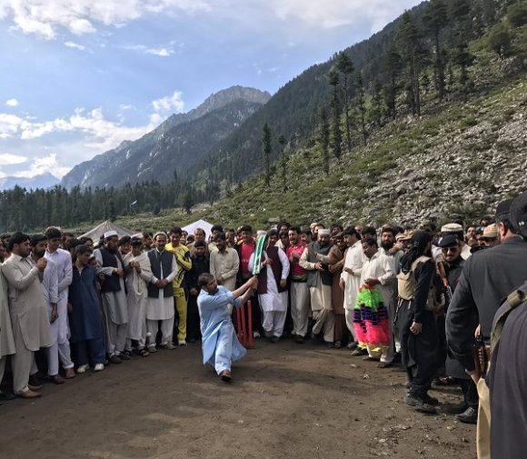 Kamrat Festival 2017 Started in Upper Dir KPK - Beautiful Valley of Pakistan