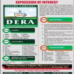 NLC DERA (Drivers Emergency and Rest Area) EOI Invited at GT Road N5 CPEC Route