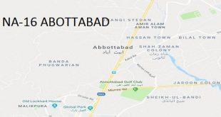 NA-16 Abotabad Google Area Locaton Map Election 2018 National Assembly Constituency (Halqa)-min