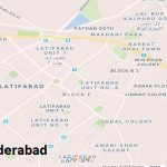 NA 226 Hyderabad Google Area Location Map Election 2018 National Assembly constituency (Halqa)-min