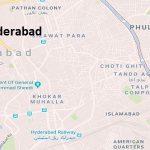 NA 227 Hyderabad Google Area Location Map Election 2018 National Assembly constituency (Halqa)-min