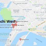 NA 248 Karachi West Google Area Location Map Election 2018 National Assembly constituency (Halqa)-min