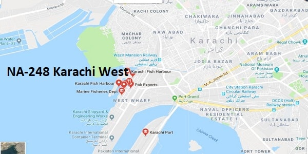 NA-248 Karachi West Result Election 2018 – Candidates and