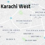 NA 249 Karachi West Google Area Location Map Election 2018 National Assembly constituency (Halqa)-min