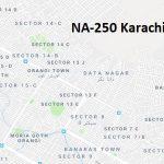 NA 250 Karachi West Google Area Location Map Election 2018 National Assembly constituency (Halqa)-min