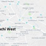 NA 251 Karachi West Google Area Location Map Election 2018 National Assembly constituency (Halqa)-min