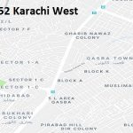 NA 252 Karachi West Google Area Location Map Election 2018 National Assembly constituency (Halqa)-min