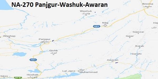 Map Of 2018 Uk Election.Na 270 Panjgur Washuk Awaran Election Result 2018 Candidates And
