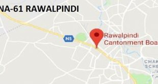 NA 61 Rawalpindi Google Area Location Map Election 2018 National Assembly Constituency (Halqa)-min