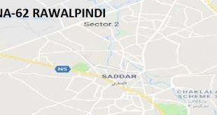 NA 62 Rawalpindi Area Google Area Location Map Election 2018 National Assembly Constituency (Halqa)-min