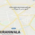 NA 84 Gujranwala Google Area Location Map Election 2018 National Assembly Constituency (Halqa)-min