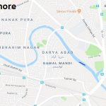 PP 146 Lahore Google Area Location Map Election 2018 Punjab Assembly constituency (Halqa)-min