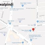PP 16 Rawalpindi Google Area Location Map Election 2018 Punjab Assembly constituency (Halqa)-min