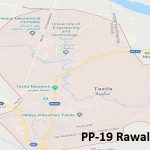 PP 19 Rawalpindi Google Area Location Map Election 2018 Punjab Assembly constituency (Halqa)-min