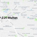 PP 214 Multan Google Area Location Map Election 2018 Punjab Assembly constituency (Halqa)-min