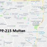 PP 215 Multan Google Area Location Map Election 2018 Punjab Assembly constituency (Halqa)-min