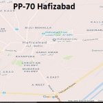 PP 70 Hafizabad Google Area Location Map Election 2018 Punjab Assembly constituency (Halqa)-min