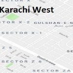 PS 122 Karachi West Google Area Location Map Election 2018 Sindh Assembly constituency (Halqa)-min