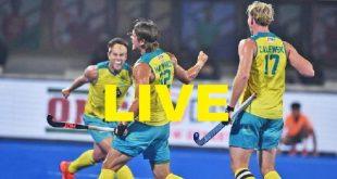 Live Hockey Australia Vs Netherlands - Men's Hockey World Cup 2018 – Watch Online Today (Semi Final)-min
