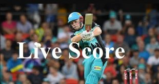 Live Cricket Brisbane Heat v Sydney Sixers Big Bash League (Tuesday, 1st January 2019)-min