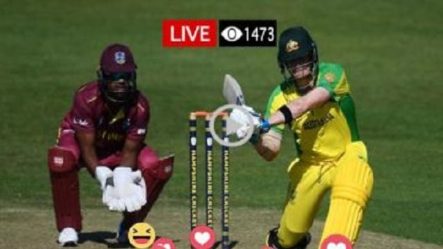 10th Match CWC19 Australia (AUS) v West Indies (WI) Live Streaming ICC Cricket World Cup 2019 Fox Sports ESPN Live TV