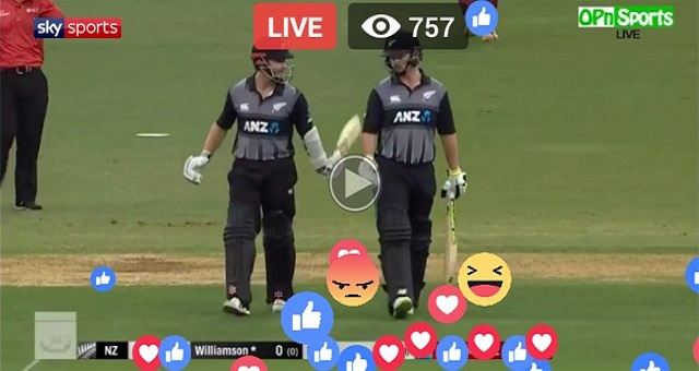 3rd CWC19 Match: New Zealand (NZ) v Sri Lanka (SL) Live